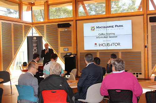 Macquarie Park Business Alliance - Coffee Morning - #1