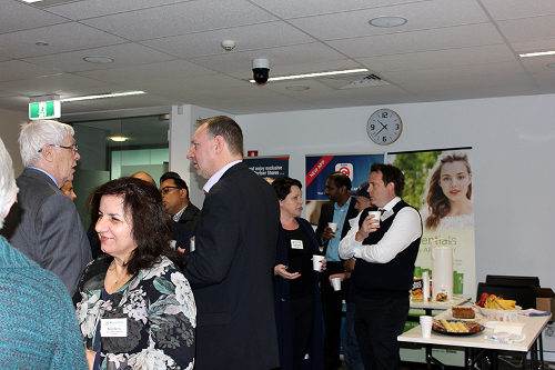 Bella Vista Business Alliance Coffee Morning at Amway - #3