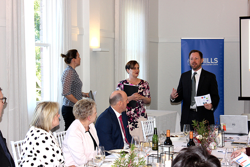 Business Alliance CEO Lunch at The Cropley House - #1