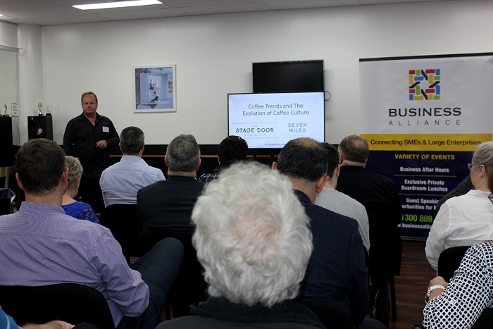 Bella Vista Business Alliance Coffee Morning at the Stage Door Conference Rooms - #1