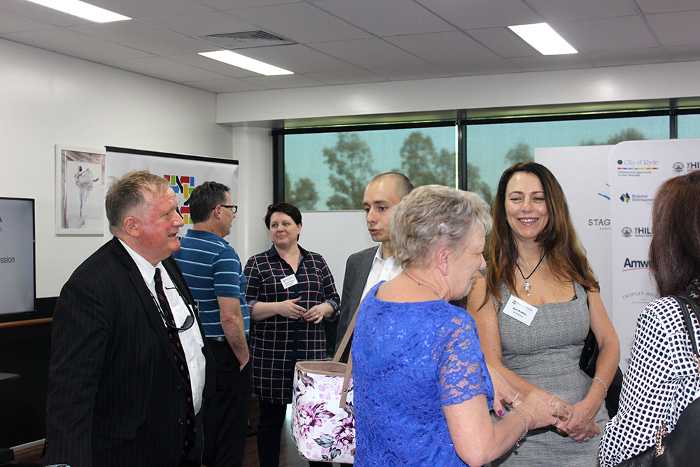 Bella Vista Business Alliance Coffee Morning at the Stage Door Conference Rooms - #2