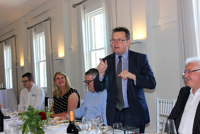 Bella Vista Business Alliance CEO Lunch at The Cropley House - #2