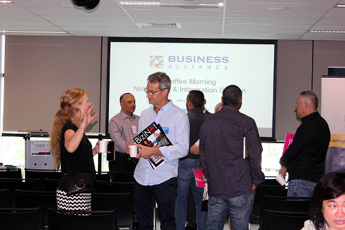 Business Alliance Coffee Morning - #3