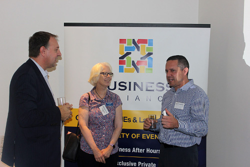 Business Alliance Coffee Morning - #1